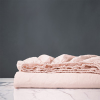Shiloh Petal Fitted Sheet