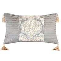 JOLENE PIECED DECORATIVE PILLOW