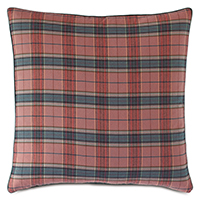 KILBOURN PLAID DECORATIVE PILLOW