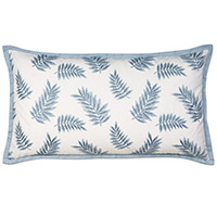 PENELOPE POWDER BLUE KING SHAM