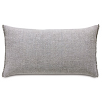 Naomi Solid King Sham in Lilac