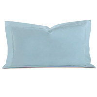 Fresco Luxe Azure King Sham