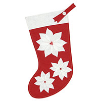 POINT ME HOME STOCKING