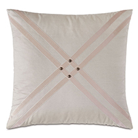 MADDOX NAILHEAD DECORATIVE PILLOW