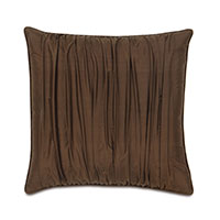 SERICO BROWN RUCHED