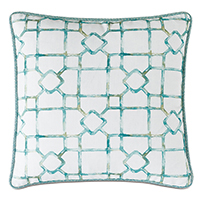 NAMALE TRELLIS DECORATIVE PILLOW