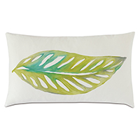 NAMALE HANDPAINTED DECORATIVE PILLOW