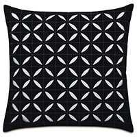 Breeze Black grid square