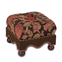 HAYWORTH MEDIUM OTTOMAN