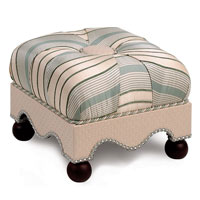 LUXEMBOURGH SPA MEDIUM OTTOMAN