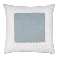 Penelope Mitered Border Decorative Pillow