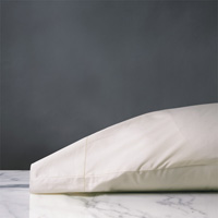Gianna Classic Ivory Pillowcase