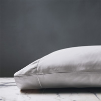 DELUCA SILVER PILLOWCASE