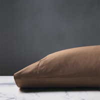 DELUCA TOFFEE PILLOWCASE