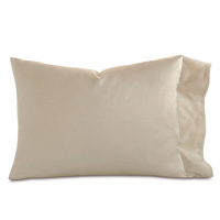 ISOLA SABLE PILLOWCASE