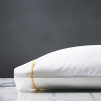 GALA LEMON PILLOWCASE