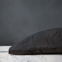 Shiloh Charcoal Pillowcase