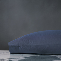Palma Azure Percale Pillowcase