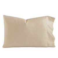 Fresco Luxe Sable Pillowcase