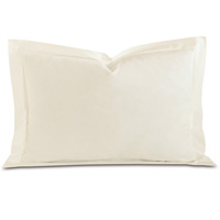 GIANNA CLASSIC IVORY QUEEN SHAM