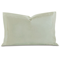 Fresco Luxe Aloe Queen Sham