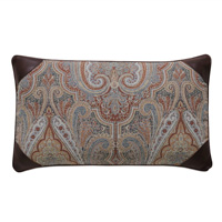 Rudy Paisley Accent Pillow