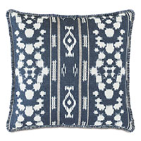 Saya Ikat Decorative Pillow