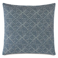 Saya Woven Decorative Pillow