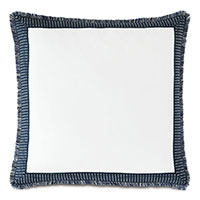 Saya Border Decorative Pillow