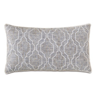 Safford Ogee Decorative Pillow