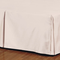 FRESCO CLASSIC NECTAR PLEATED BED SKIRT