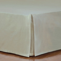 Fresco Classic Aloe Straight Bed Skirt