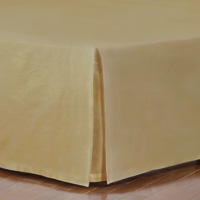 Fresco Classic Antique Straight Bed Skirt