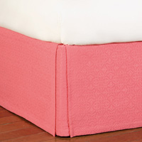 Mea Coral Bed Skirt