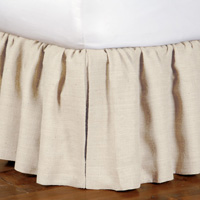RUSTIQUE BIRCH SKIRT RUFFLED