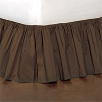 FREDA CHOCOLATE SKIRT