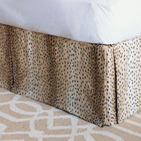 SLOANE BED SKIRT