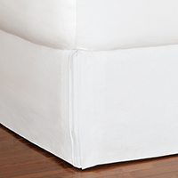 Bimini Pleated Bed Skirt