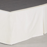 FRESCO CLASSIC IVORY PLEATED SKIRT PANELS