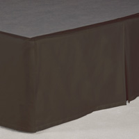 FRESCO CLASSIC WALNUT PLEATED SKIRT PANELS
