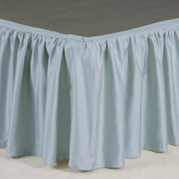 Fresco Classic Azure Ruffled Skirt Panels
