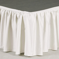 Fresco Classic Ivory Ruffled Skirt Panels