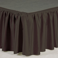 FRESCO CLASSIC WALNUT RUFFLED SKIRT PANELS