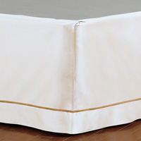LINEA WHITE/ANTIQUE SKIRT PANELS