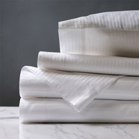 EMILIO WHITE KING SHEET SET