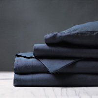 Shiloh Indigo Sheet Set