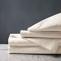 Shiloh Linen Sheet Set