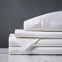 HENNA WHITE SHEET SET