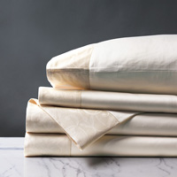 ORNATO ECRU SHEET SET