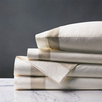 CORNICE IVORY/PEARL SHEET SET